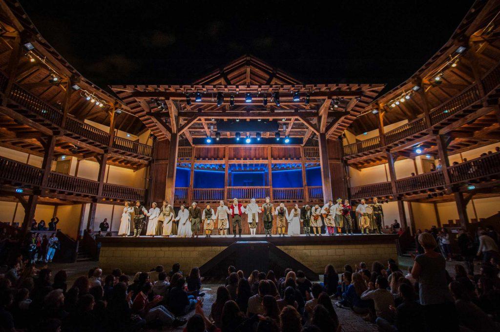 Globe Theatre - il Teatro di shakespire Romegarden hotel