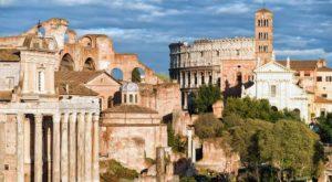 Colosseo, Fori Imperiali e Palatino