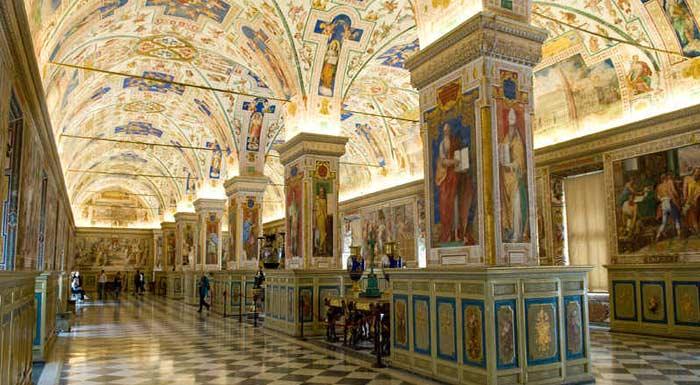 Visitar los Museos Vaticanos y la Capilla Sixtina - Rome Garden Hotel