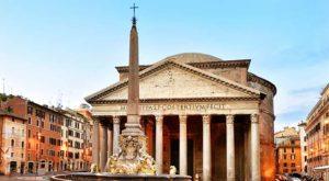 Pantheon e Piazza Navona