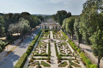 Villa Borghese y Galleria Borghese