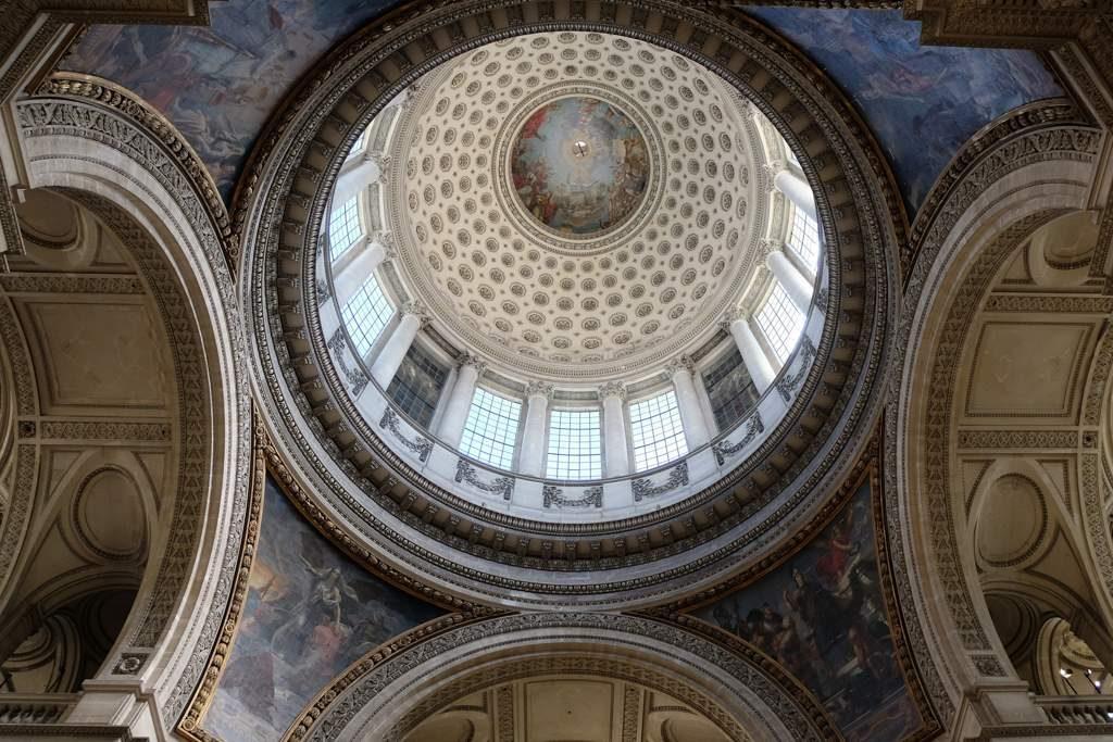 Pantheon interior detail